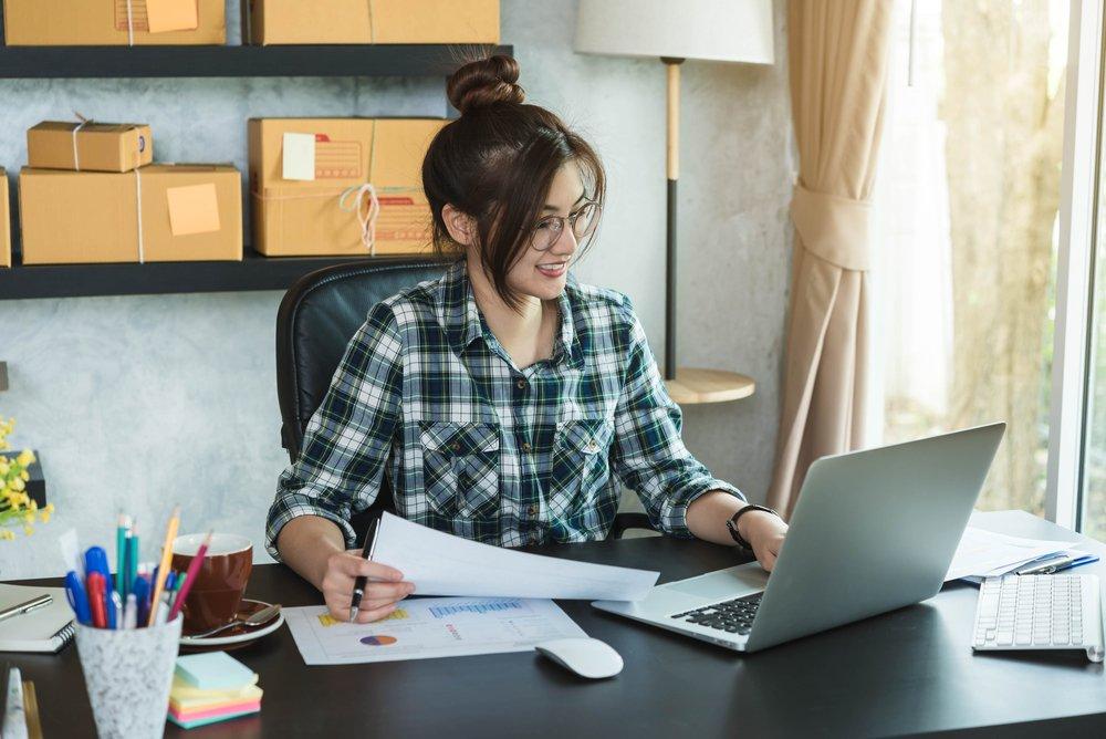 A internet abre uma série de oportunidades a quem deseja empreender. (Fonte: Shutterstock)